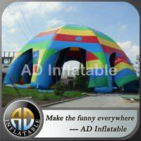 Inflatable advertising tent,Air tent for advertisement,Spider inflatable tent