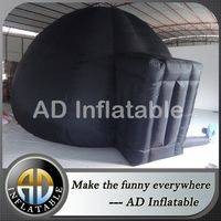 Inflatable planetarium dome,Inflatable planetarium,Inflatable dome planetarium