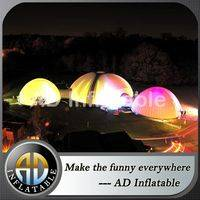 Inflatable colorful tent light,Inflatable Structures,Inflatable Building for event