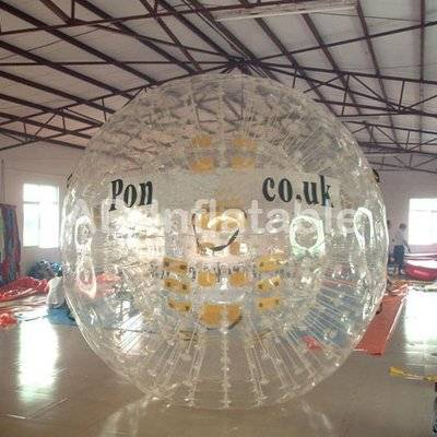 Inflatable body zorb ball, cheap zorb balls for sale