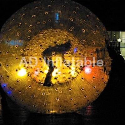 Zorb ball for sale/ zorbing/ Adult shinning Dots Zorbing Ball