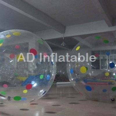 2m football Human Rolling Water Ball, Human Sized Hamster aqua Ball