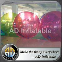 Inflatable Water Running Ball,Aqua water running ball,Cheap water ball