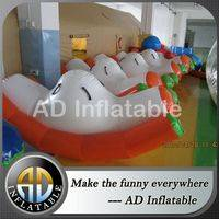 Inflatable water totter,Inflatable water seesaw,Inflatable totter wholesale