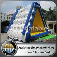 Inflatable Aqua Slide,Lake water slides,Air Floating Water Slide