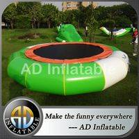 Inflatable water trampoline,Air water bounce,Water trampolines for sale