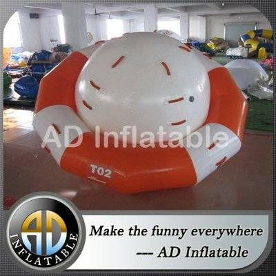 Inflatable Saturn Rocker Water Park Toy, inflatable floating Water Saturn for lake