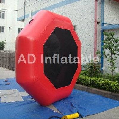Aquaglide Freefall Bounce Inflatable water trampoline, Aquaglide platinum rebound water trampoline