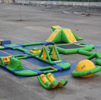 Giant Inflatable Floating Water Park, Inflatable Aqua Park, Adult aqua inflatable water games