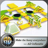 Aquatic inflatables,Water Floating Park,Water park games