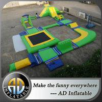 Inflatable floating park,Inflatable aqua park,Floating aqua park