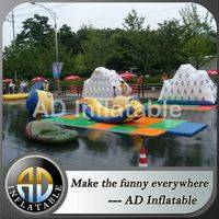 Aquatic water sports,Inflatable aquatic water park,Adults inflatable water park