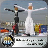 Wedding inflatable air dancers,Wedding Air Dancer,Inflatable wedding air dancer