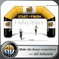 Events inflatable archway,Sport inflatable archway,Inflatable start line arch