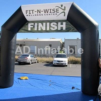 Inflatable arch entrance door, inflatable finish line arch, Start Line Arch For Triathlon
