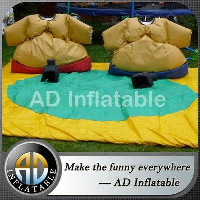 Interactive game Sumo wrestling suits inflatable / boxing sumo wrestling suit