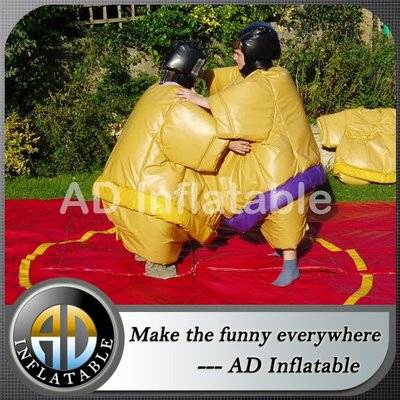 Padded Sumo Wrestling Fighting Sumo Suit Costume adult Suits