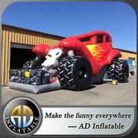 Inflatable monster truck,Inflatable monster truck slide,Monster truck water slide