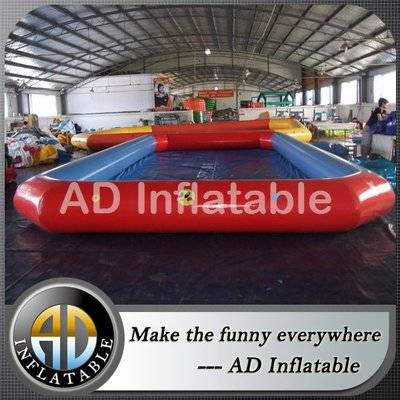 Inflatable human baby hamster ball pool for sale, walking water ball pool, inflatable water pool