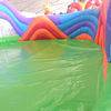 Inflatable foam pit game for party/inflatable soap pool
