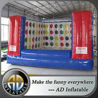 Inflatable twister,Inflatable sport game,Inflatable twister game