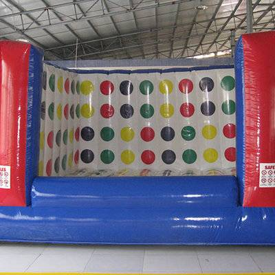 Inflatable twister/inflatable puzzle game/inflatable twist around interactive games