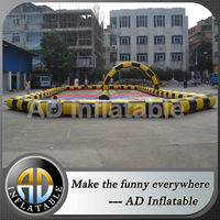 Go racers inflatable,Inflatable Go Racer Track,Inflatable track for car