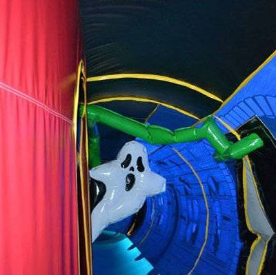 2015 halloween inflatable house, haunted halloween Inflatable Tunnel Maze