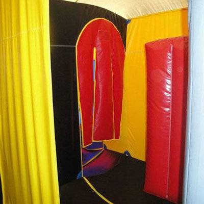 Inflatable Labyrinth, lazer invader commercial inflatable maze for kids, Inflatable giant Maze Games
