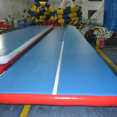 Gym inflatable air track,2015 hot sell inflatable tumble track,inflatable air tumble track