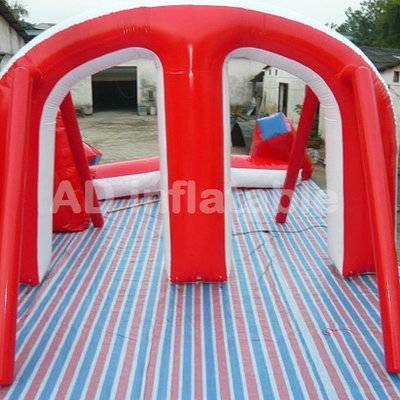 Inflatable paintball bunkers/inflatable paintball barrier