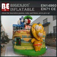 Inflatable Animal Slide,Pirate Animal Slide,Inflatable Pirate Slide