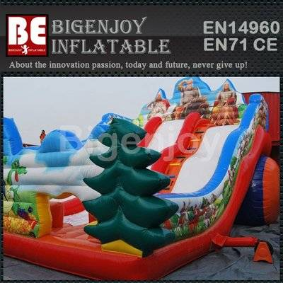 Gruul the Dragonkiller Inflatable Slide
