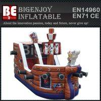 Pirate Inflatable Slide,Hire Inflatable Slide,Bouncy Castle Inflatable Slide