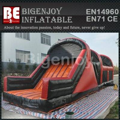 Inflatable Obstacle Course Bounce House for adult