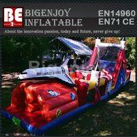 Challenge games,Spfluffetship inflatable,inflatable Challenge
