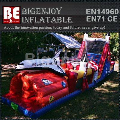 Spfluffetship inflatable Challenge games