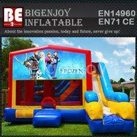 Indoor bouncer,inflatable bouncer for kids,frozen inflatable bouncer