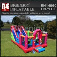 bouncy house,inflatable combo,5 in 1 inflatable combo