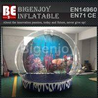 Christmas Festival Inflatable,Inflatable Snow Ball,Christmas Snow Ball