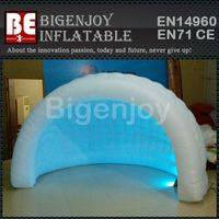 Outdoor LED dome,LED dome inflatable blown,Outdoor disco dome inflatable