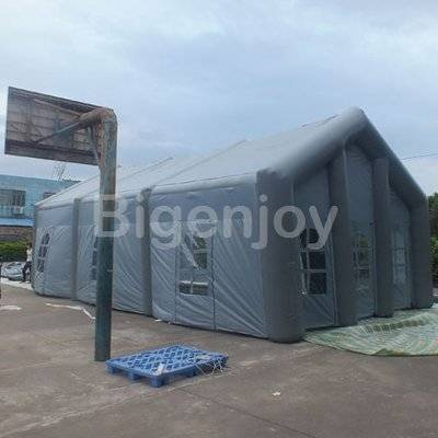 Marquee wedding tent inflatable house