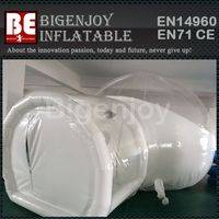 bubble tent,Clear inflatable bubble tent,bubble tent on the lawn