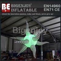 Inflatable lighting stars,stars for celebration,Inflatable stars