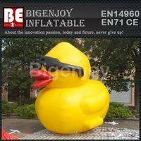 Air Tight Inflatable Duck,Duck For Advertising,Inflatable Duck