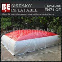 jumping pillow,Inflatable jumping air bag,air bag for skiing