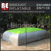 Inflatable stunt big air bag,big air bag for adventure,stunt air bag