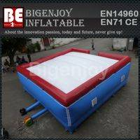 Inflatable big air pillow,air pillow for jumping,Inflatable pillow