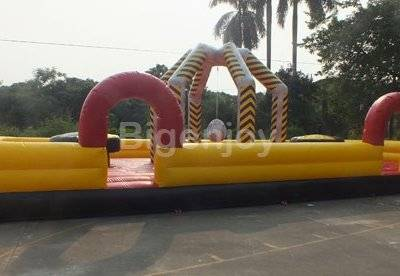 Popular funny inflatable demolition ball