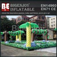 Inflatable sport games,inflatable racing track,Inflatable sport track